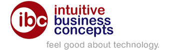 Intuitive Business Concepts - Corporate Sponsor